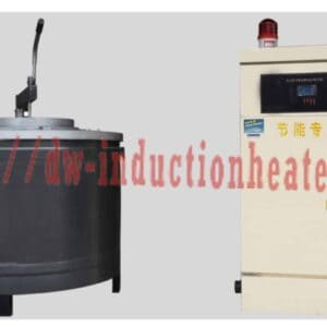 enduction enfluence of aluminium furnace