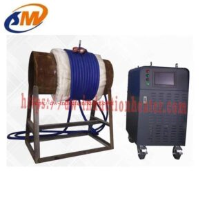 Post weld machine treatment