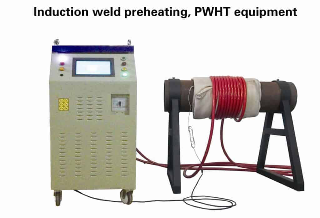 Induction Preheat Welding Pipeline Machine Preheating Post