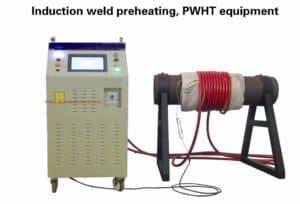 પોસ્ટ વેલ્ડીંગ મશીન preheating