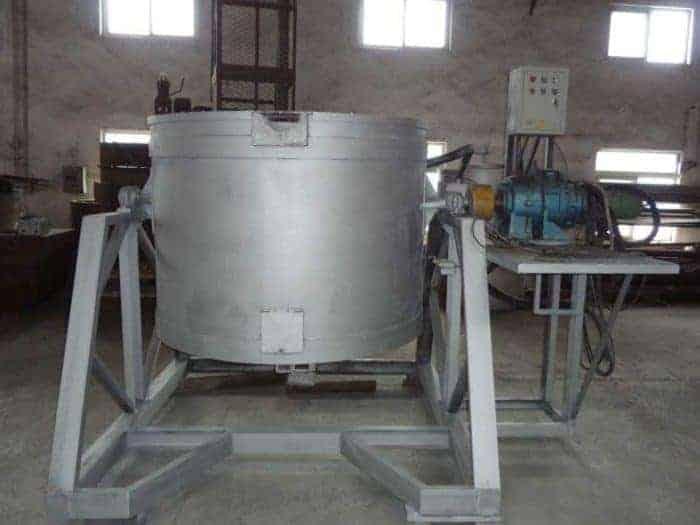 индукционе пећи за топљење алуминијума