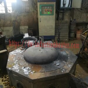 I-aluminium induction smelter