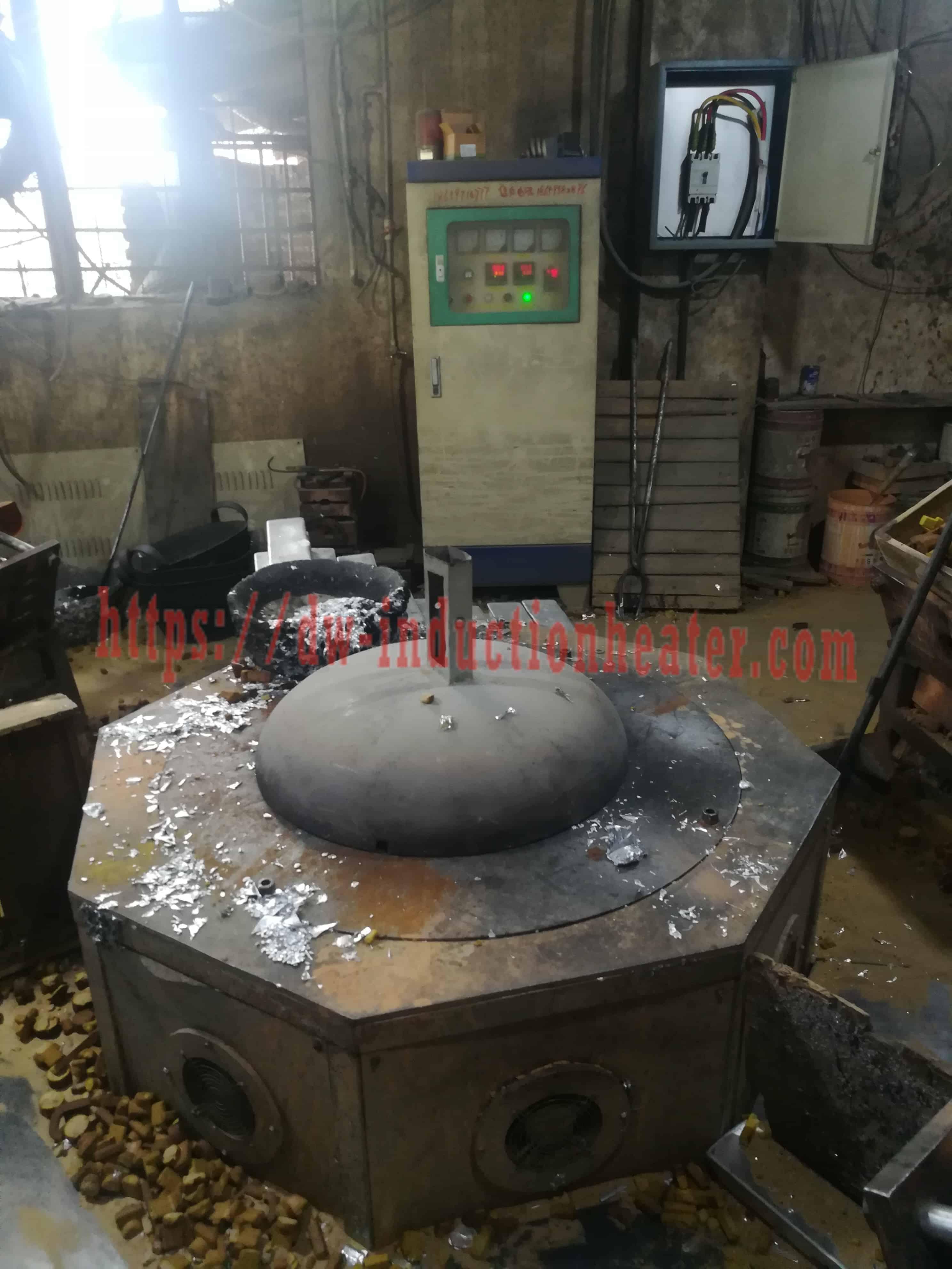 Top Aluminum Smelter for sale-Aluminum Smelting Furnace