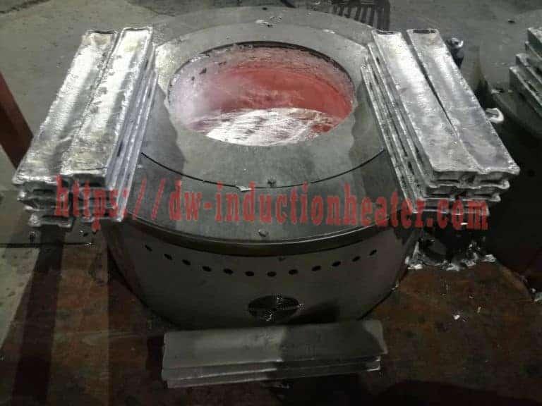 Пећ за таљење алуминија