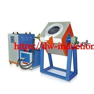 metals induction melting furnace