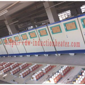 Aluminum melting furnace/oven