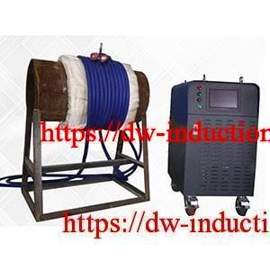 induction post weld heat treatment machine