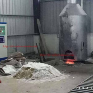medium frequency smelting furnace