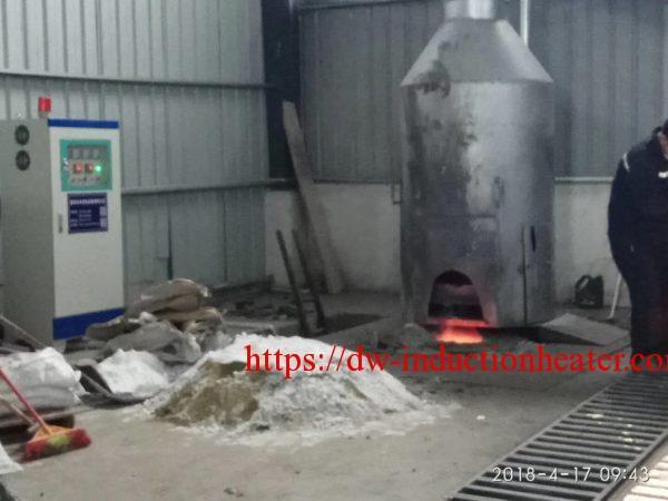 medium frequency smelting furnace