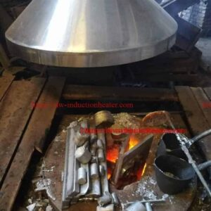 aluminum recycling furnace