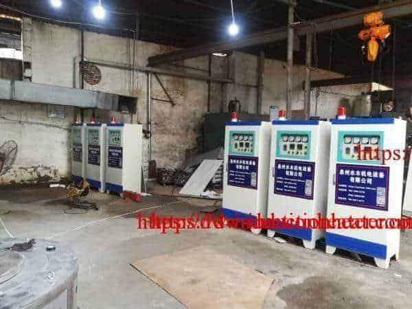 industry melting aluminum furnace
