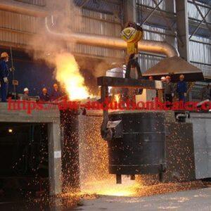 jefa simintin gyare-gyaren wutar lantarki-induction furnace cast iron melting
