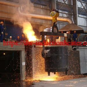 jefa simintin gyare-gyaren wutar lantarki-induction furnace cast iron melting