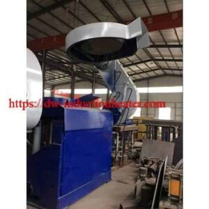 induction electric steel melting furnace