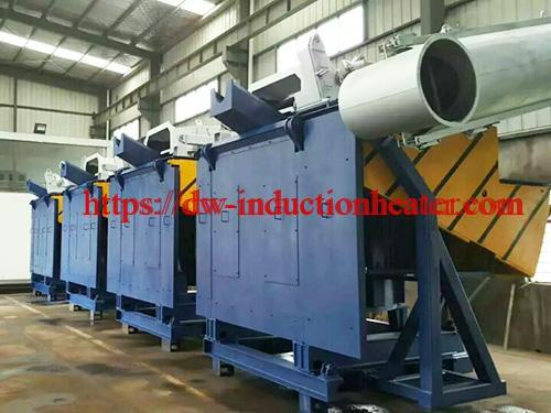 induction melting steel furnace