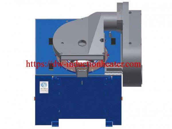 stainless steel melting induction furnace