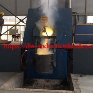 iron steel melting furnace-induction stainless steel melting furnace