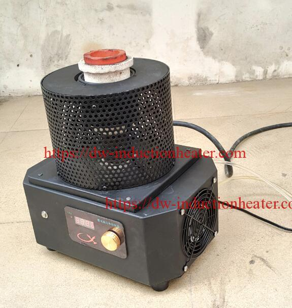 mini gold induction furnace-Jewelry melting furnace-goldsmith induction melting furnace