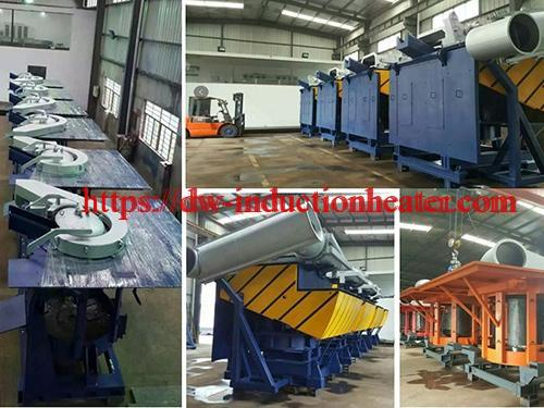 medium frequency steel melting furnace