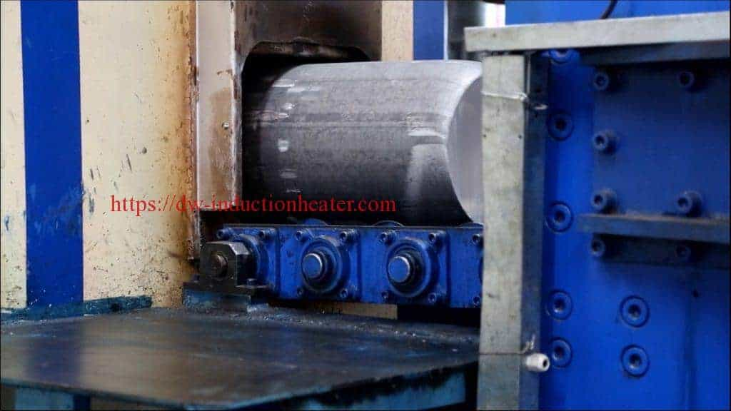 aluminum billet hot forge furnace-aluminum billet heating system