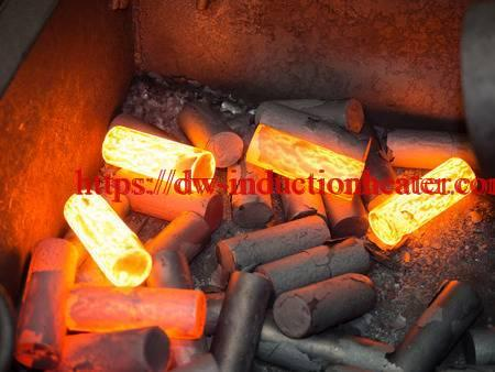 induction hot forge billets heater