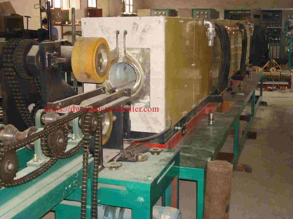 induction billet heating relace