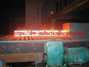 induction forge heater_forging billets furnace