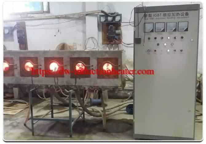 Induction Bar End Heating furnace