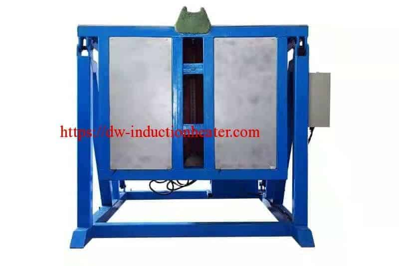 Melting Aluminum Tilting Crucible Furnace