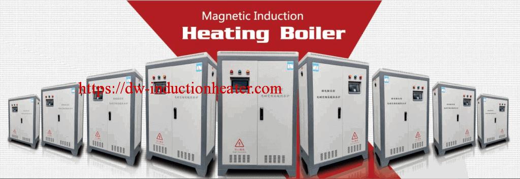 Caldeira de calefacción por inducción eléctrica