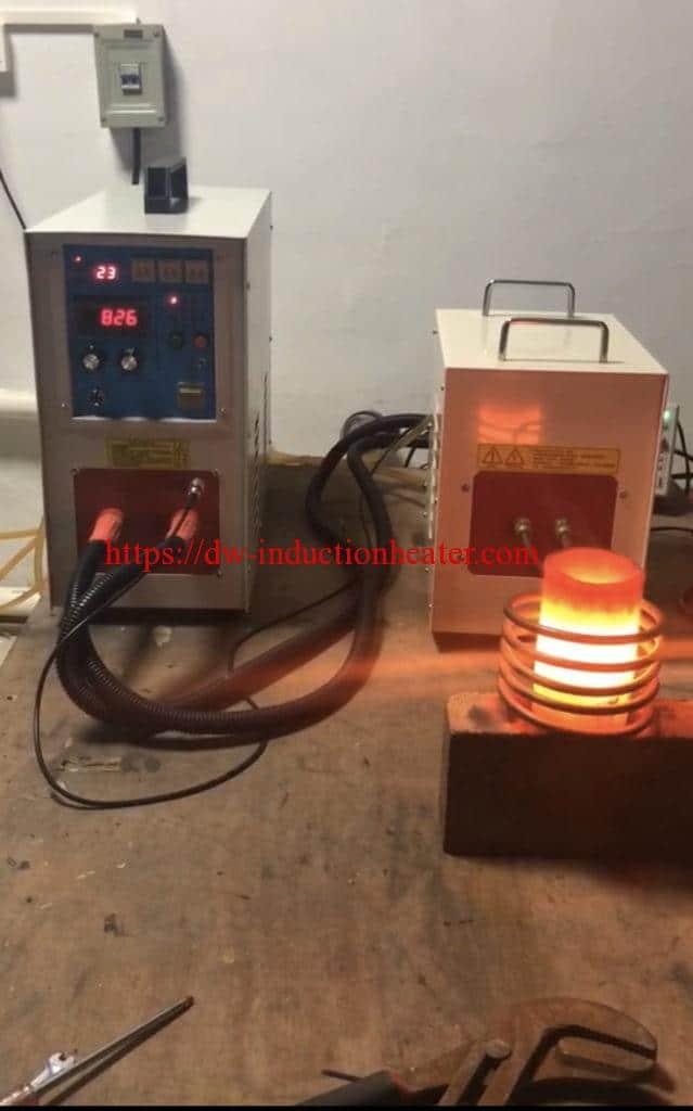 Inductieverwarmingsmachine