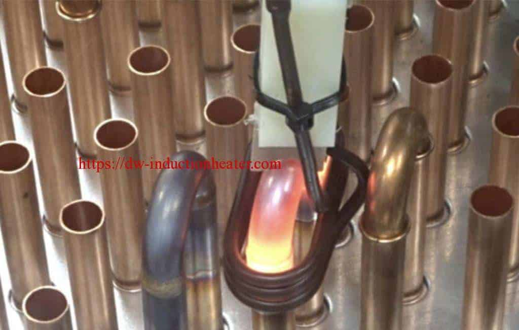 Ukushisa kwe-Brazing exchanger tube tube