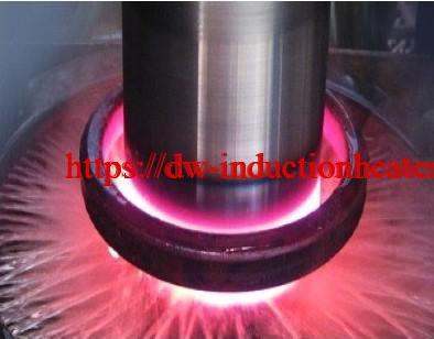 Induction heating advantages
