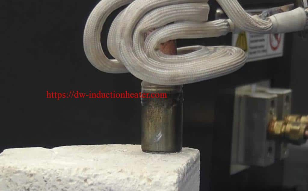 Brazing stainless steel tubes
