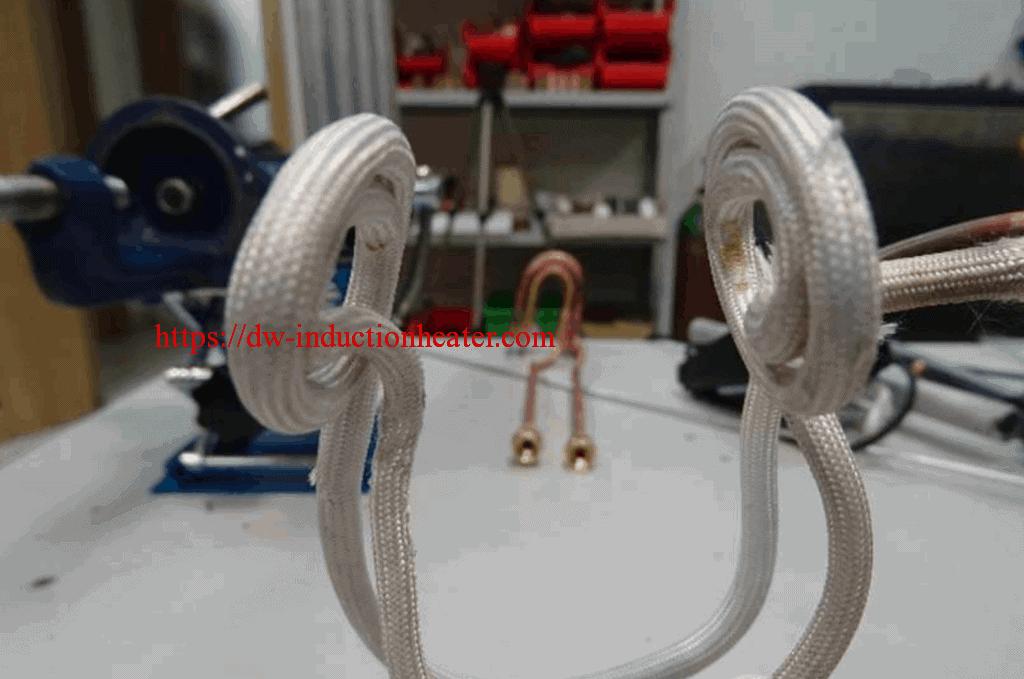 zavojnica od aluminijumske cevi za indukcijsko lemljenje