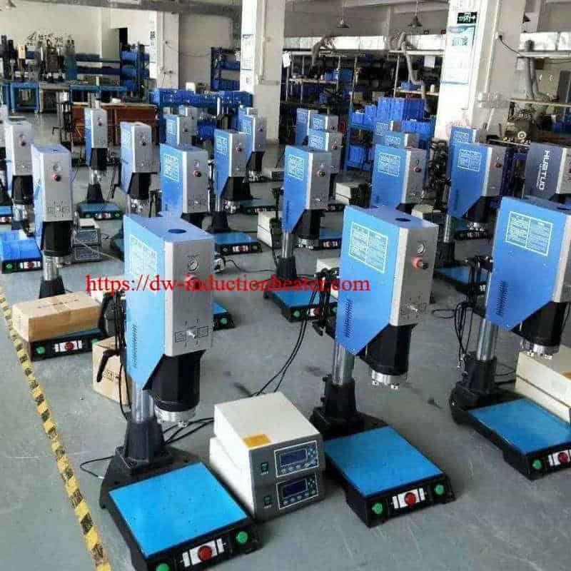 ultrasonic welding equipment-ultrasonic plastic welder