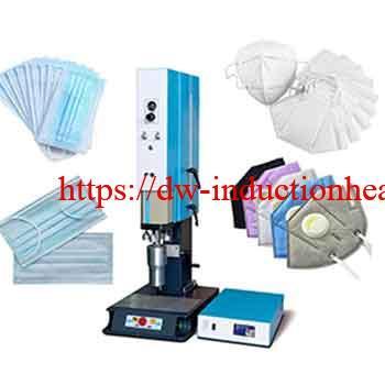 aplicacións de máquinas de soldadura por ultrasóns