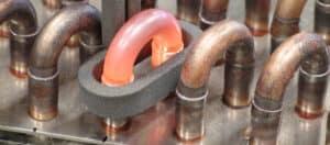 επαγωγικοί σωλήνες HVAC συγκόλλησης